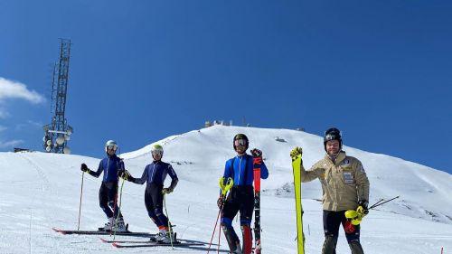 Dal Cimone a Livigno, la stagione di Razzoli non finisce mai: tutto per il sogno olimpico