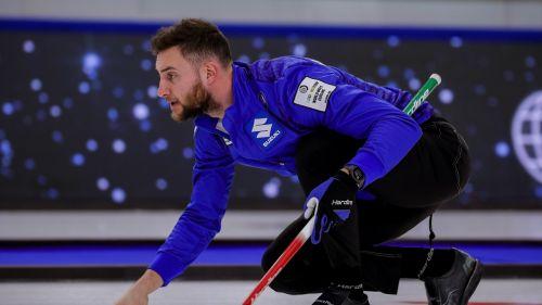 Azzurri del curling strepitosi: cedono solo all'extra end ai bi campioni del mondo della Svezia