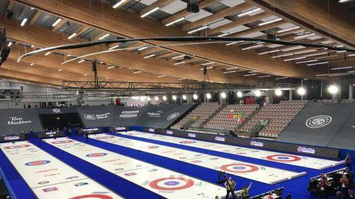 Si fermano i Mondiali di curling: quattro positività al Covid, nessuna coinvolge l'Italia che sta rientrando