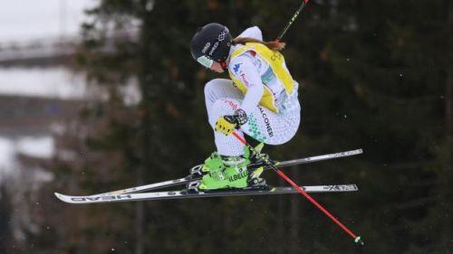 Skicross azzurro allo Stelvio: il team di CdM e i giovani sulle nevi del ghiacciaio sino al 29 ottobre