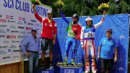 Lorenzo Gritti concede il bis in slalom: lo storico esordio di Cortina in Coppa del Mondo è tutto azzurro