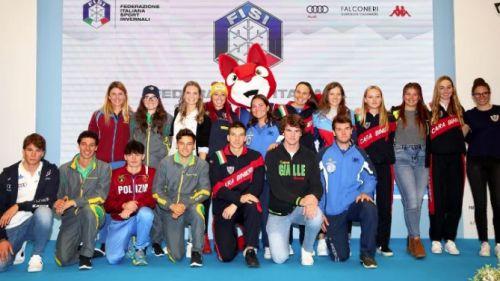 Oltre 100 talenti del futuro premiati a Skipass per i risultati ottenuti nelle varie discipline FISI