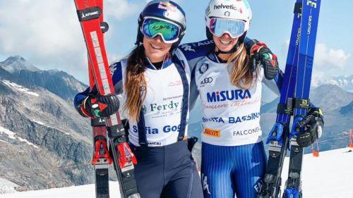 Goggia-Bassino e i jet Paris e Kilde: anche lo sci protagonista al Festival dello Sport di Trento