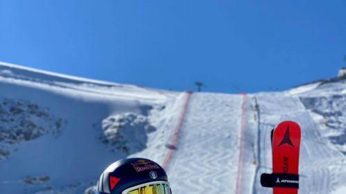 Azzurre pronte a tornare a Soelden: ultimo giorno in Val Senales con un po' di slalom