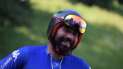 Mondiali sci d'erba, super combinate amare per gli azzurri: Mazzoncini out, Gritti a 4 centesimi dalla medaglia