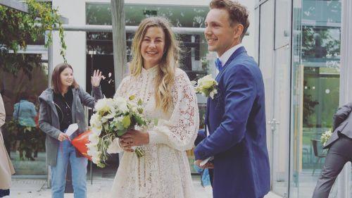 Si unisce una nuova coppia dello sci: Resi Stiegler e David Ketterer si sono sposati