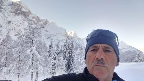 Addio dolcissimo Malfi: Tarvisio e l'intero FVG piangono Mariano Malfitana