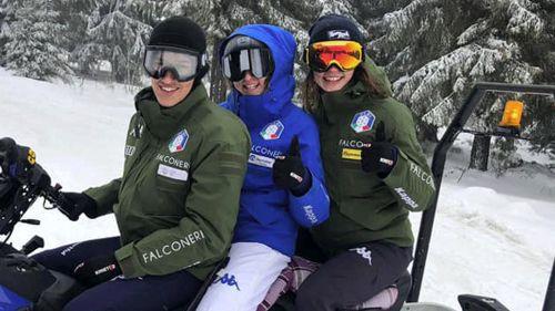 Saltatori azzurri in allenamento tra Planica e Kranj, le sorelle Malsiner in gara a Courchevel