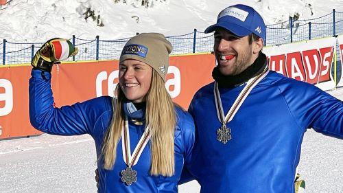 Le nazionali di snowboard già al lavoro: cinque giorni a Cervinia per Moioli e compagni