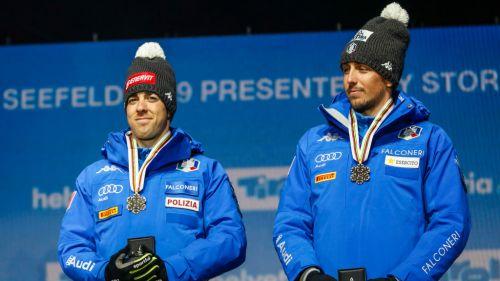 Pellegrino e De Fabiani proseguono il lavoro a Seefeld: i due azzurri in Austria sino all'8 agosto