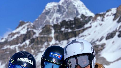 In attesa di Bassino, Brignone e Goggia, condizioni top per le polivalenti a Les Deux Alpes