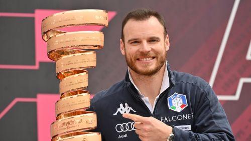 Giuliano Razzoli ospite del Giro d'Italia a Modena: Le Olimpiadi? L'ultimo sogno della carriera