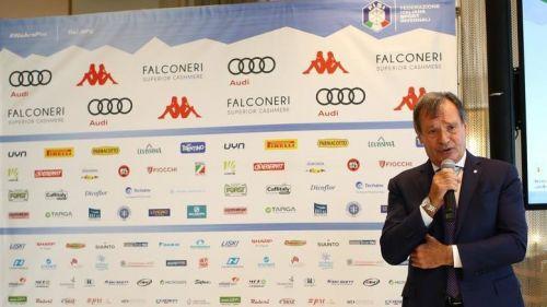 Flavio Roda apre la stagione FISI a Milano e si dice preoccupato per i Giochi: 'Servono meno parole e più fatti'