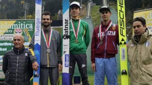 Tricolori di salto e combinata nordica, titoli a Bresadola, Costa, Runggaldier e Gianmoena