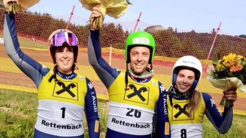 Armata azzurra per il gran ritorno della Coppa del Mondo di sci d'erba a Cortina: 22 atleti in gara