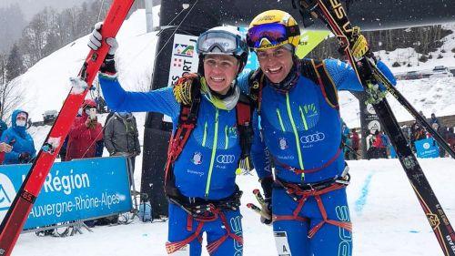 Azzurri dello sci alpinismo strepitosi: altri due titoli mondiali nella rassegna iridata su lunghe distanze