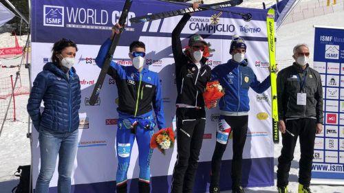 A Campiglio il via alle finali di CdM per lo sci alpinismo: vittoria per Giulia Murada tra le U23