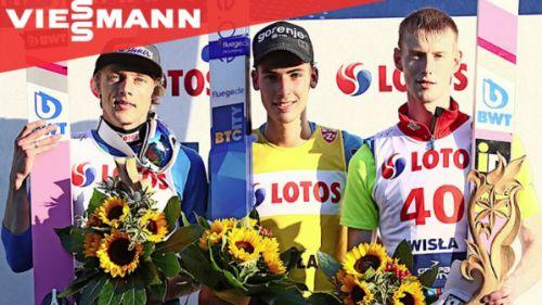 Poche sorprese nella prima gara individuale del Summer Grand Prix: Zajc domina e batte Kubacki e Klimov