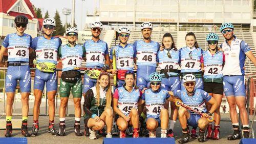 Partenza ok per gli azzurri dello skiroll a Khanty Mansiysk: il prologo di Coppa vede trionfare ancora Matteo Tanel