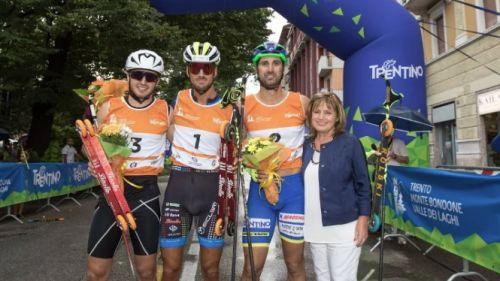 Gran finale della Coppa del Mondo in Trentino: Mini Tour Rollerski con Matteo Tanel che cerca l'impresa
