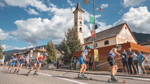Coppa Italia di skiroll a Pavullo, strepitosa doppietta di Sabrina Borettaz: tutti i risultati
