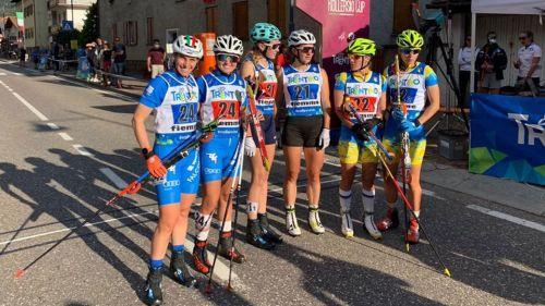 Due argenti e un bronzo per gli azzurri nelle Team Sprint mondiali: beffate Mortagna e Borettaz