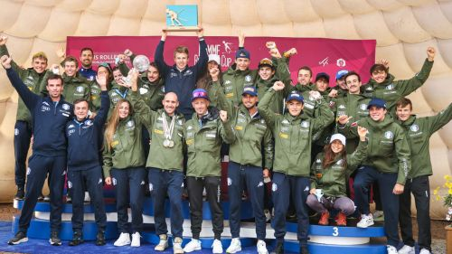 Non solo un grande Mondiale in casa, l'Italia dello skiroll conquista anche la Coppa per Nazioni
