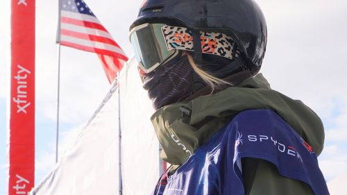 Specialisti dello slopestyle freeski a Predazzo