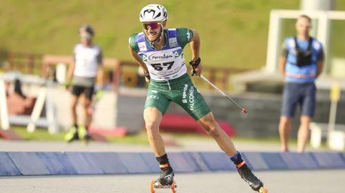 Matteo Tanel apre vincendo il Mini Tour Rollerski Trentino: il trionfo sul Bondone tiene tutto aperto