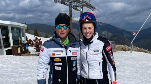 Come anticipato da NEVEITALIA, ora è ufficiale: Mauro Pini è il nuovo tecnico di Petra Vlhova