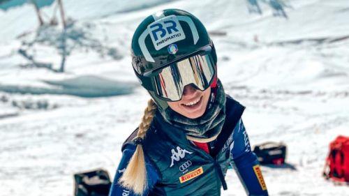 Osservati azzurri allo Stelvio per cinque giorni sugli sci. Nuovo stop per Asja Zenere