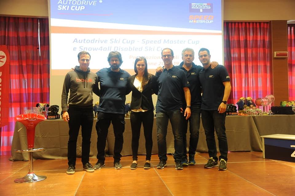 Svelato il calendario dell'Autodrive Ski Cup e Speed Master Cup: via il 6 gennaio 2020 a San Martino di Castrozza