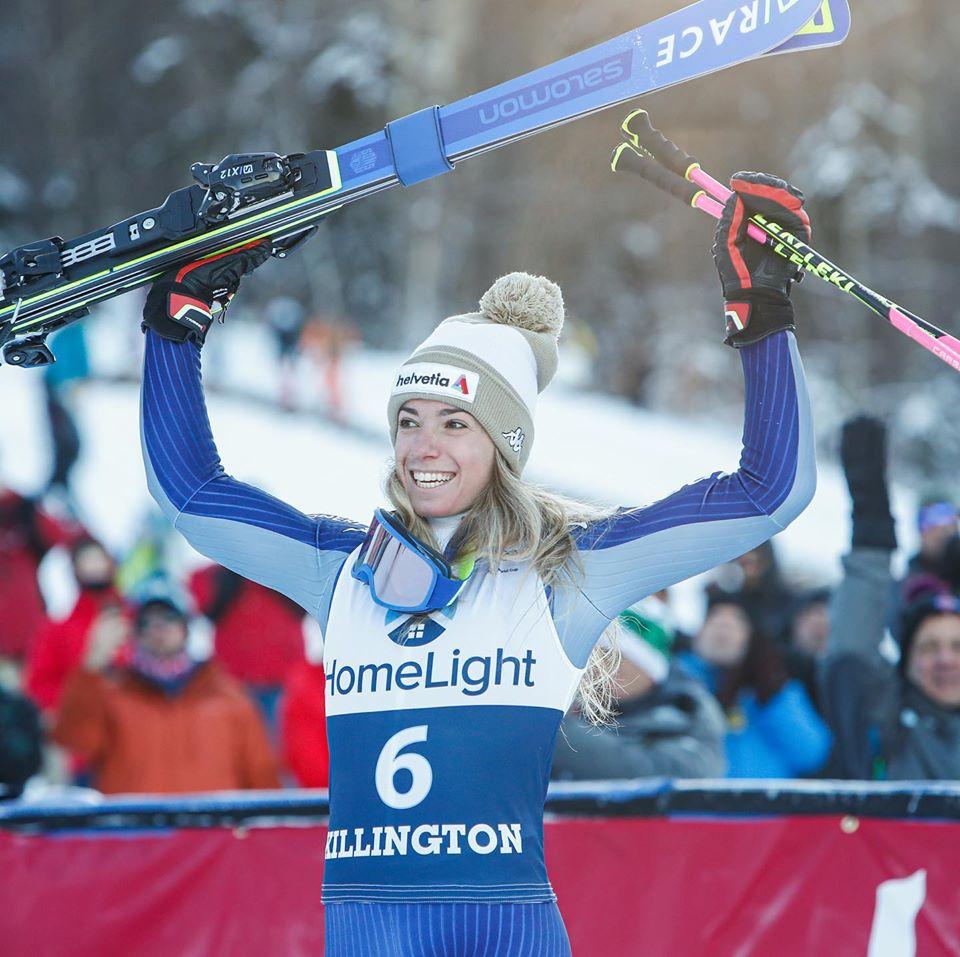 Marta Bassino torna in gara dopo Killington: oggi un super-g di Coppa Europa extra-lusso a Sankt Moritz