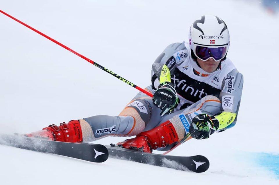 La Norvegia lancia il fenomeno Braathen anche in slalom: esordio in Val d'Isère per il classe 2000