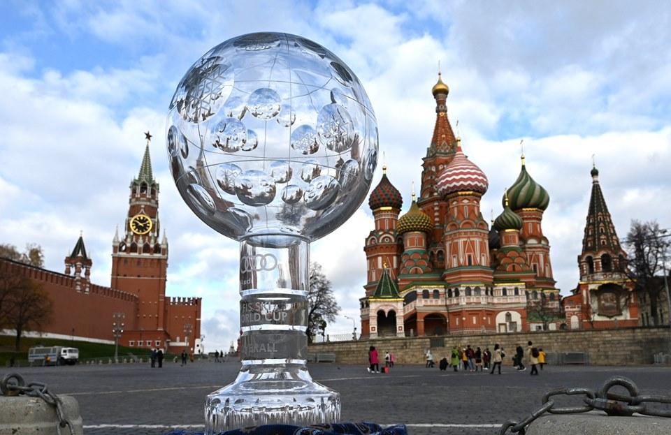 A Mosca la grande festa per la 3Tre: che lancio per lo slalom di Campiglio del prossimo 8 gennaio 2020