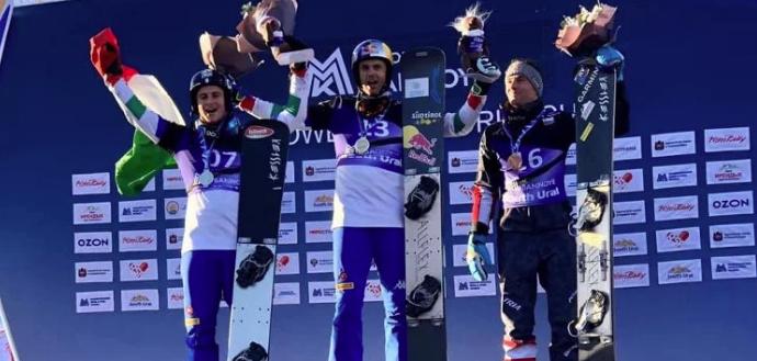 Capitan Fischnaller, sempre più nella leggenda dello snowboard azzurro: 'Felice di stupirvi'