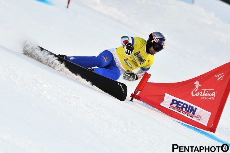 Ancora capitan Fischnaller! Un nuovo trionfo nello slalom parallelo di Piancavallo