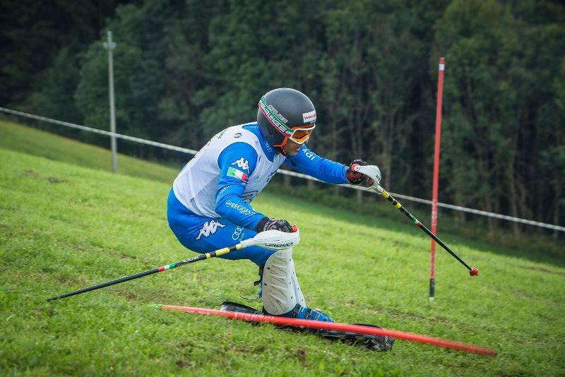Edoardo Frau apre col botto il Mondiale di Marbachegg: il campione di Asiago conquista il titolo in supercombinata