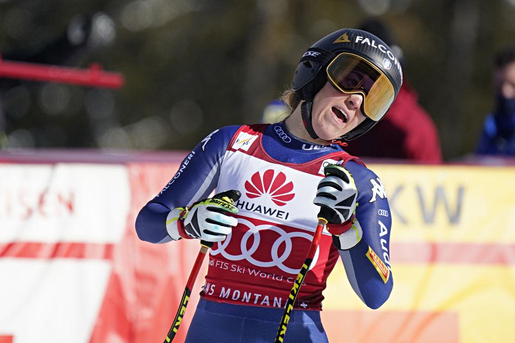 Sci: Sofia Goggia vince anche discesa2 Crans, 3/a Curtoni