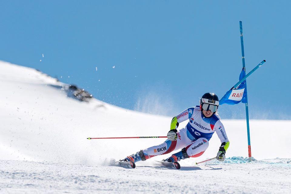 La Svizzera perde Nicole Good: l'iridata jr di combinata salterà l'intera stagione 2019/2020