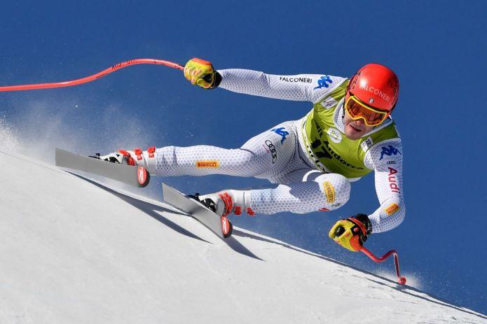 Innerhofer con fiducia verso il recupero: 'Confido di rimettere gli sci ai piedi già in estate'