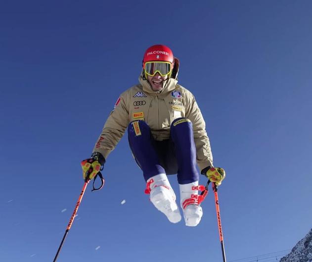 Innerhofer anticipa l'arrivo in Colorado; niente Val Senales per gli slalomisti, prosegue il lavoro dei gigantisti