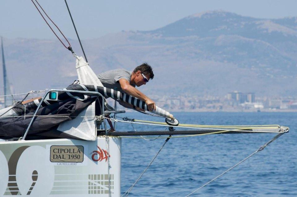Scatta oggi l'avventura di Ivica Kostelic nella Palermo-Montecarlo: 'Vela, che passione...'