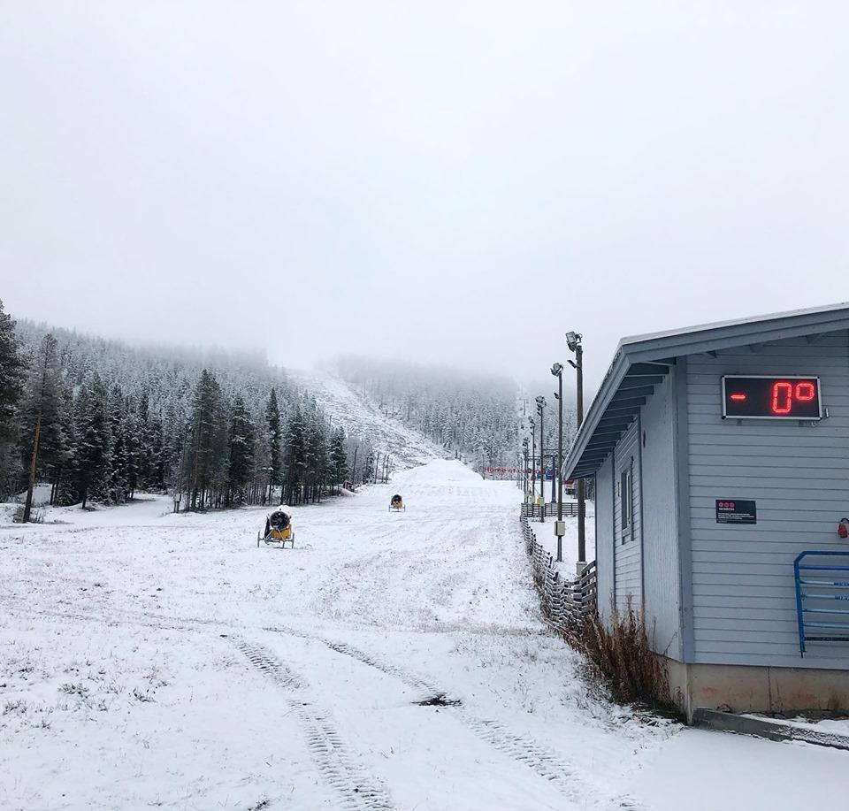 Se Soelden è pronta, anche Levi non è da meno: snowfarming e temperature basse verso gli slalom del 23-24 novembre