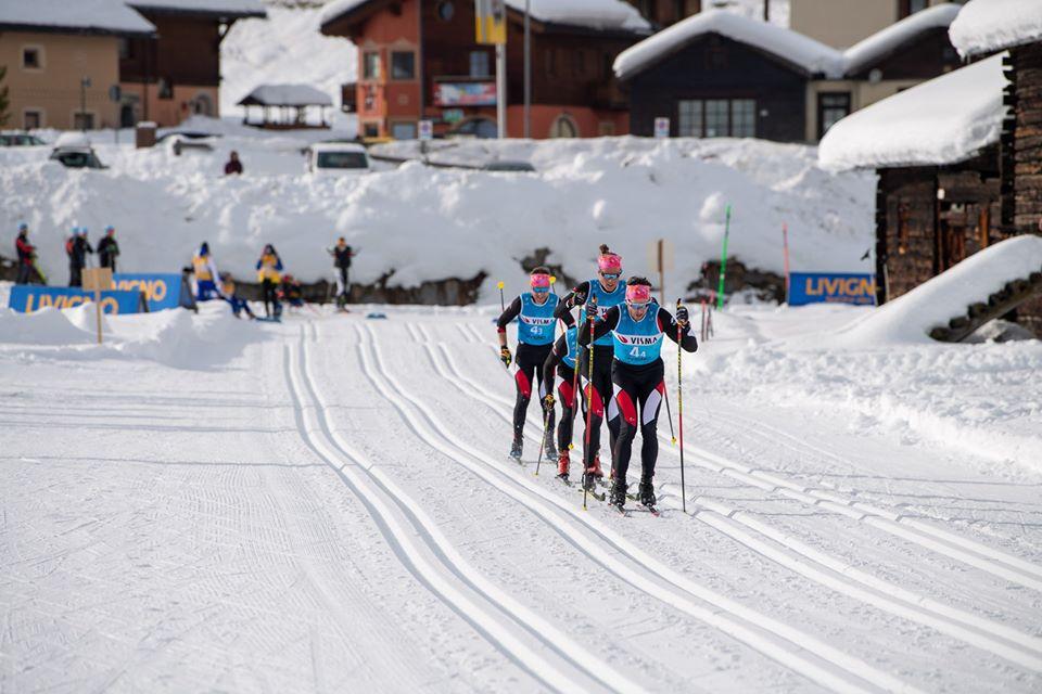 Aperto il 'trittico' di Livigno con il successo del Lager 157 Ski Team nella prima prova Visma Ski Classics