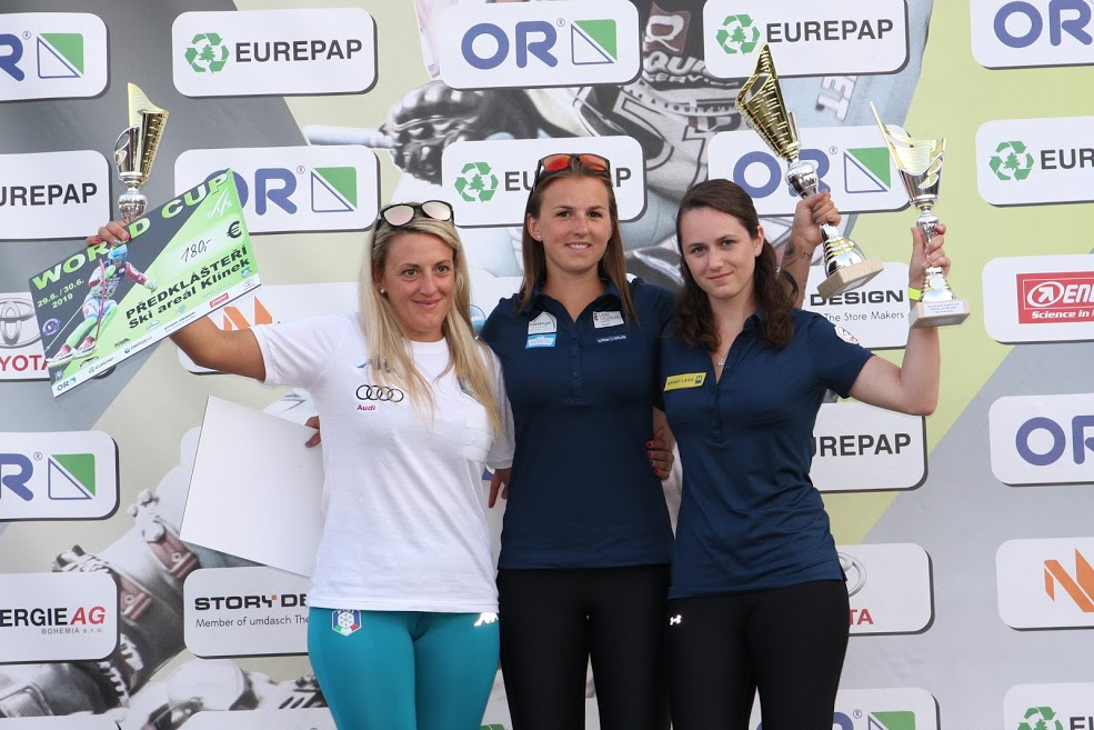 Frau non riesce a battere lo scatenato Bartak, altro podio per Antonella Manzoni nella seconda tappa di Coppa