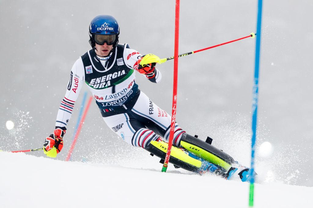 Noel guida lo slalom di Zagabria. Vinatzer fuori