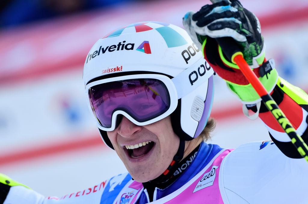 Marco Odermatt si allena anche in slalom: l'idea è quella di disputare tutte le combinate
