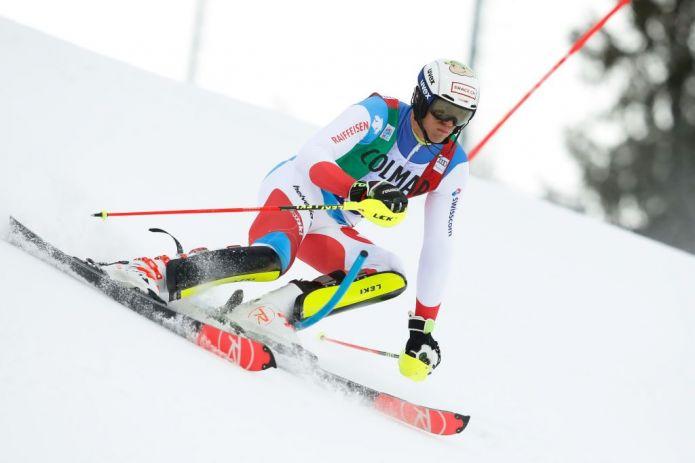 Dopo la prima vittoria in uno slalom di Coppa, ora Zenhaeusern guarda sempre più in... alto!