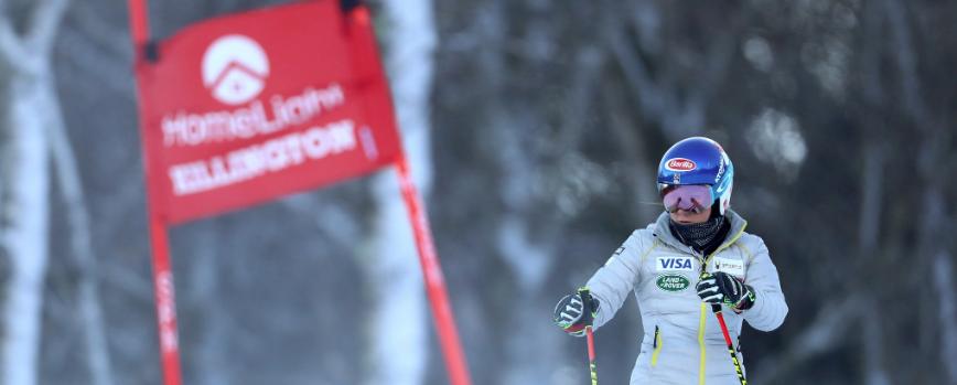 La startlist dello slalom femminile di Killington: Vlhova con l'1, Shiffrin la sfida partendo per terza